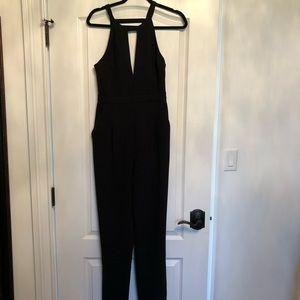 Black BCBG Jumpsuit size 4
